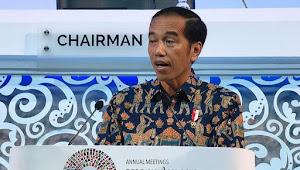 Jokowi Mengatakan Kalau Saya Kejar, Bisa Ratusan Ribu Orang Kena Masalah Hukum