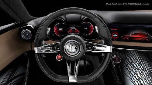 Alfa Romeo Tonale Steering Wheel
