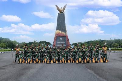 Panglima TNI :  Jadilah Perwira Pemimpin Yang Peka Terhadap Perubahan Situasi