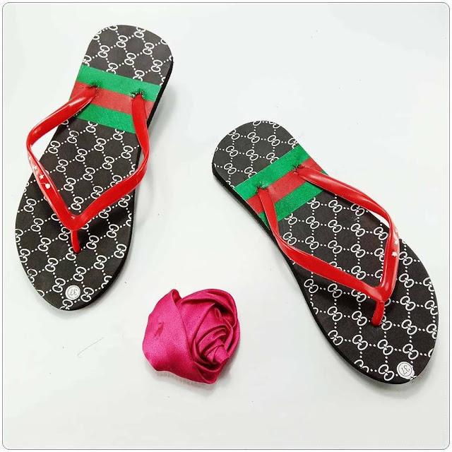 PROMO !!! Sandal Trendy dengan Harga Termurah- Sandal GC Simplek AB- GSJ