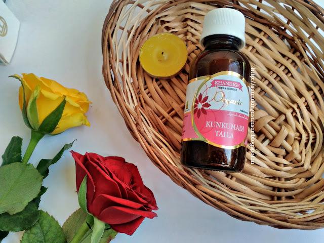 The Khandige Organic Kumkumadi Oil Review