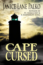 Cape Cursed is Rated a Category 5 for Romance & Suspense