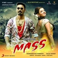 Dhanush's Maas (2016) Telugu Mp3 Songs Free Download