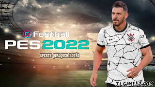 EFOOTBALL 2022 PPSSPP ANDROID  KITS 2022