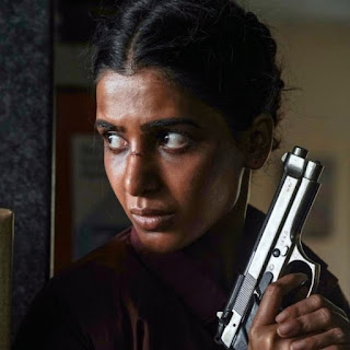 The Family man 2: Samantha Akkineni dedicates her character of 'Raazi' to the Tamil struggle