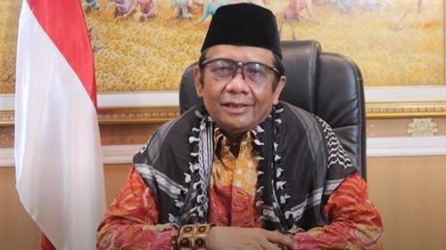 Banyak Korupsi di Indonesia, Mahfud MD Minta Anak Muda Jangan Serakah
