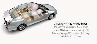 airbags new-camry 2015