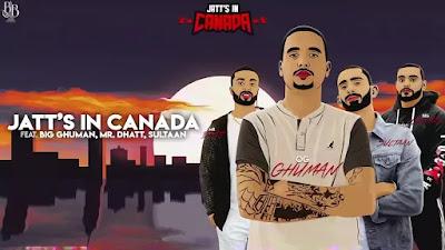 Jatt's In Canada Lyrics