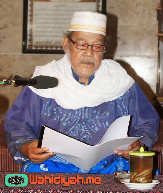 KH Ahmad Idris Marzuki