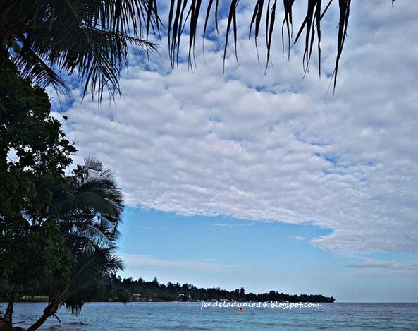 Berwisata Sambil Menikmati Keindahan Pantai Pasir Putih Keuneukai Sabang