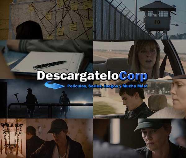 Lugares Oscuros DVDRip Latino