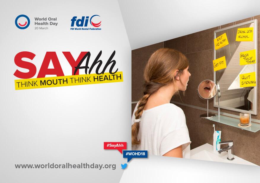 Hari Kesihatan Pergigian Sedunia