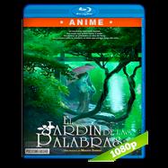 El jardín de las palabras (The Garden of Words) (2013) BDREMUX HD 1080p Latino