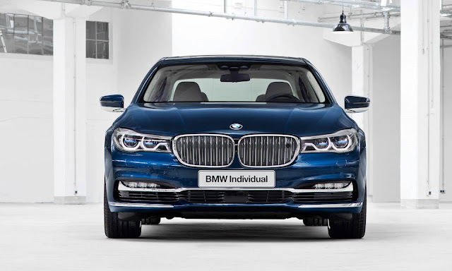 2017 BMW 7 Series Centennial Edition
