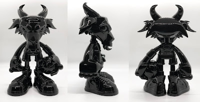 The G.O.A.T. Black Cat Edition Resin Figure by Tracy Tubera