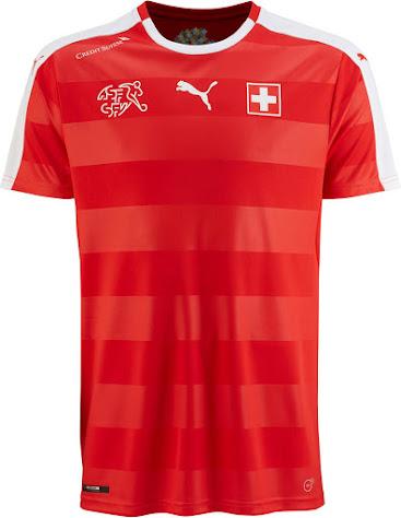 Schweiz Em Trikot