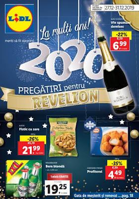 catalog lidl revelion 2020 oferte vin spumant si sampanie