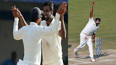 India won indaur test
