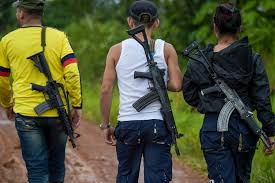 LATINOAMÉRICA: 12 disidentes de la Farc se entregaron en Colombia y dentro de ello había una venezolana.