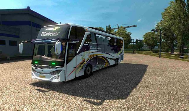 Mod ets2 jetbus 3 shd SCANIA K360iB