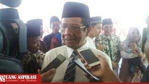 Sikapi Hasil Sidang MK, Mahfud MD Ajak Masyarakat Agar Tidak Berhalusinasi