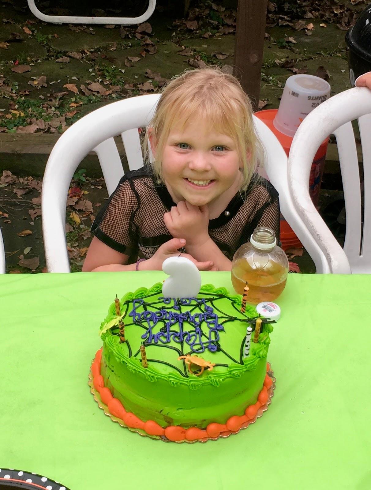 Lorelei's birthday