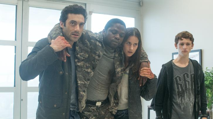 The Mist - Episode 1.05 - The Waiting Room - Promotional Photos & Synopsis