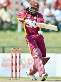Chris Gayle 85* - West Indies vs New Zealand 1st T20I 2012 Highlights