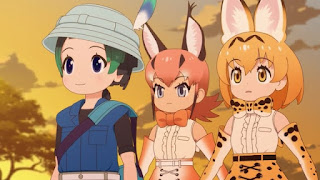 Kemono Friends 2 – Episodio 04