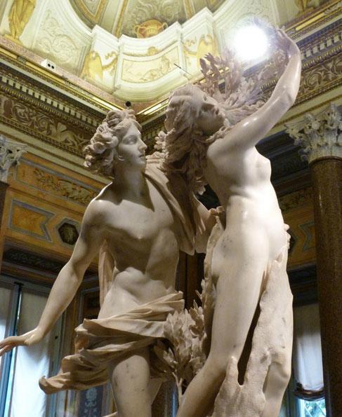 barroco escultura guia brasileira roma - Roma Barroca