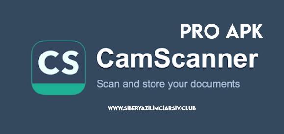 CamScanner v6.0.5.20210914 Pro APK