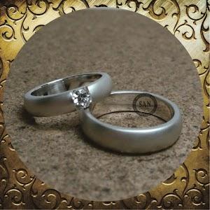 cincin paladium perak p5204