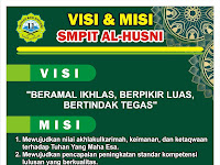 Download Contoh Visi Misi SMP IT Format CDR
