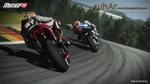 Gratis Download MotoGP 15 Complete Version For PC Windows