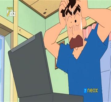 Shin chan hey qu pap trabaja en casa blog shin chan - Trabaja en casa ...