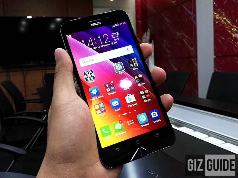 Asus ZenFone Max officially launched in the Philippines