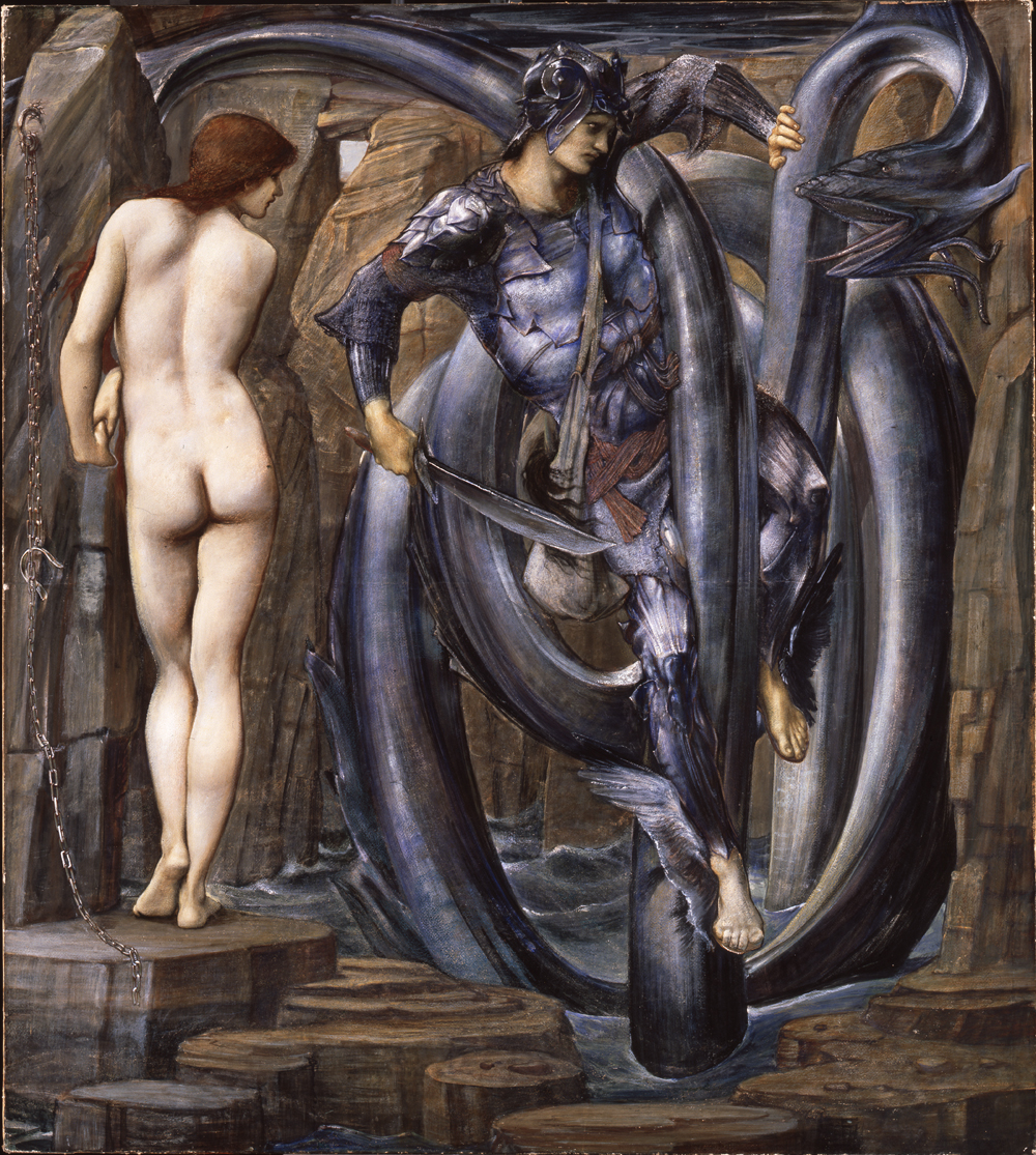 The Doom Fulfilled by Edward Burne-Jones