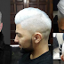 Platinum hairstyles for men!