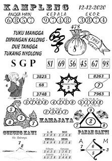Syair SGP Kampleng
