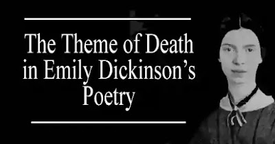 Emily Dickinson's vision of life is quite tragic. It is tragic because it is filled with pains and sufferings. A note of melancholy runs throughout her death poems which intensifies its tragic intensity.