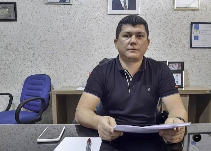 Prefeito de Cocal envia projeto pedindo a suspensão do corte de água e energia no Município