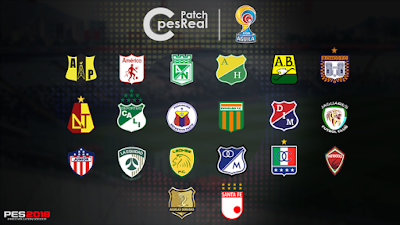 PES 2018 XBOX 360 C-PesReal Patch v8.0 AIO Season 2018/2019