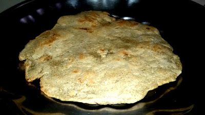 How To Make Millet Flat Bread, Bajra Roti At Home