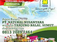 Alamat Agen/Distributor NASA Tanjung Balai dan Sekitarnya