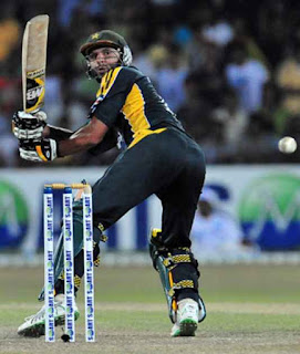 Sri Lanka vs Pakistan Only T20I 2009 Highlights
