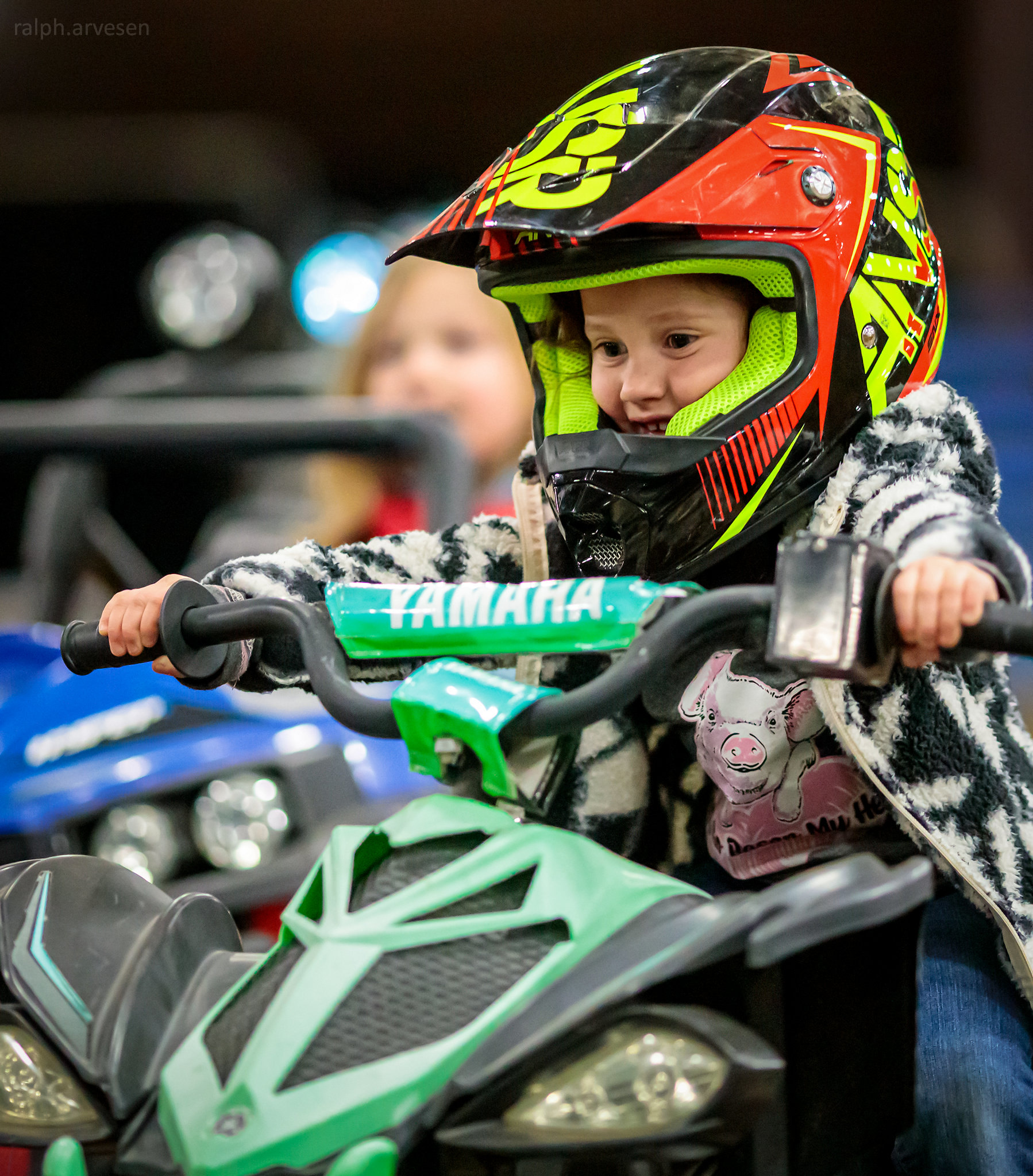 No Limits Kids Power Wheels at the John L Kuykendall Event Center and Arena in Llano, Texas