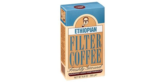 kurukahveci mehmet efendi etiyopya filtre kahvesi fiyatı - KahveKafeNet