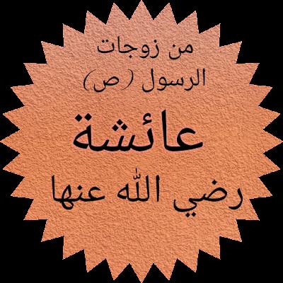 سيرة عائشة رضي الله عنها