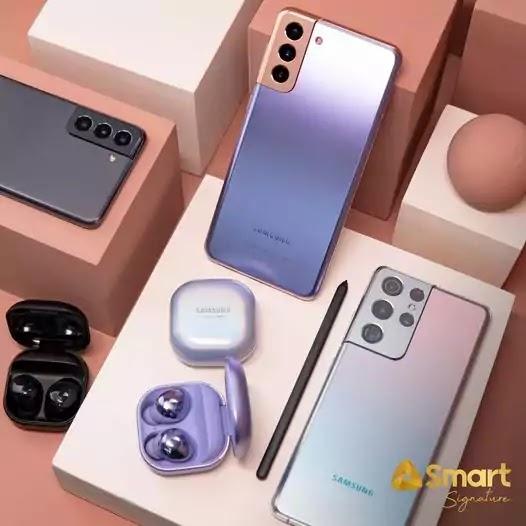 Smart Samsung Galaxy S21 Series