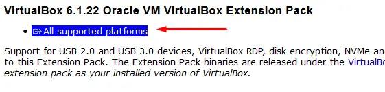 unduh extension pack virtualbox